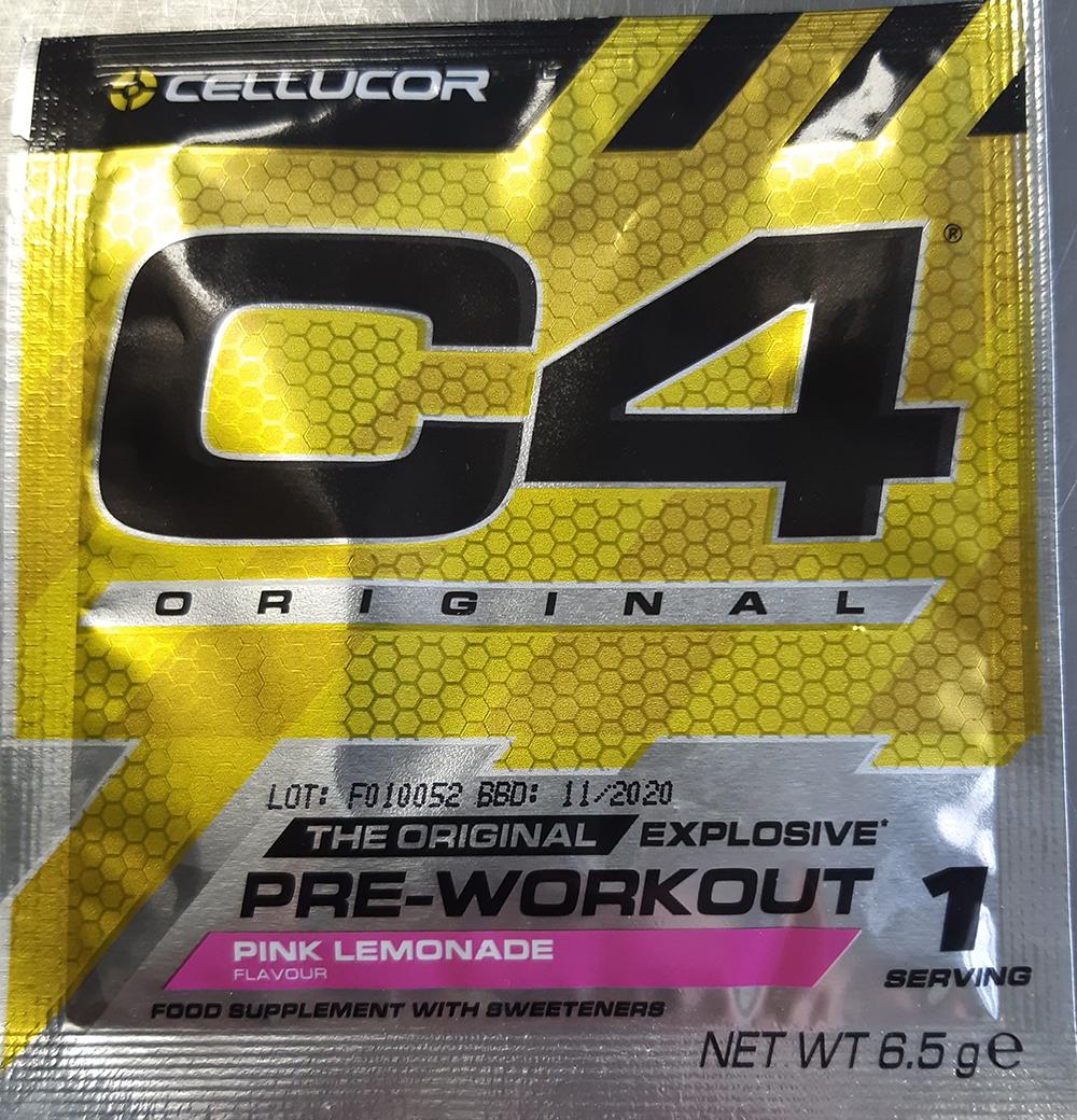 Cellucor C4 6,5 gr.