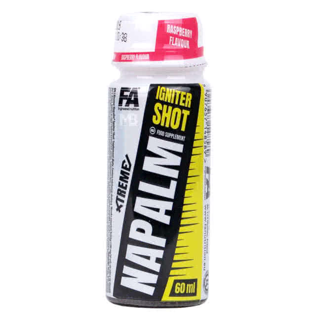 Fitness Authority XTreme Napalm Igniter Shot 60 ml