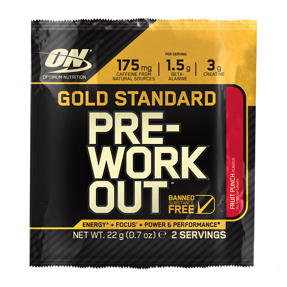 Optimum Nutrition Gold Standard Pre-Workout 22 gr.
