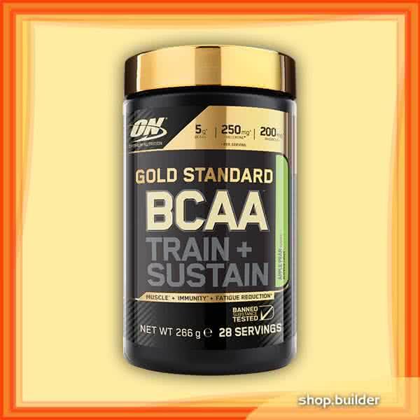 Optimum Nutrition Gold Standard BCAA 266 gr.