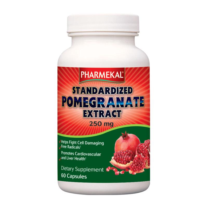 Pharmekal Pomegranate Extract 60 kap.
