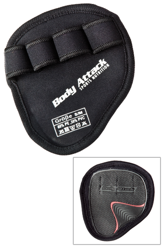 Body Attack Grip Pad par
