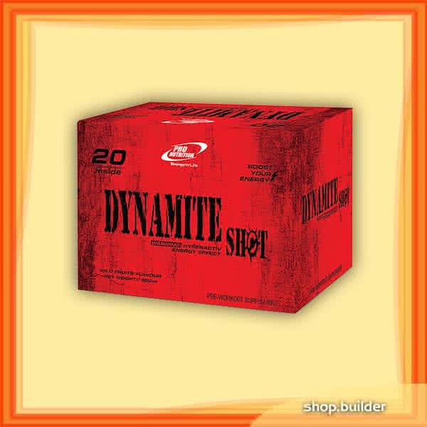 Pro Nutrition Dynamite Shot 20x25 ml