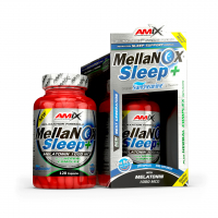 Amix MellaNOX Sleep Plus (120 kap.)