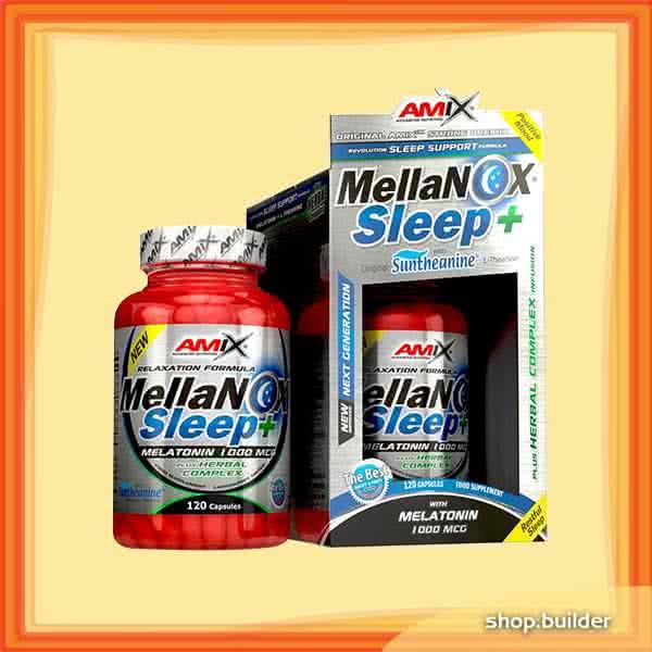 Amix MellaNOX Sleep Plus 120 kap.