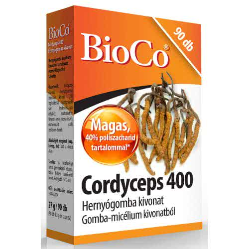 BioCo Cordyceps 90 kap.