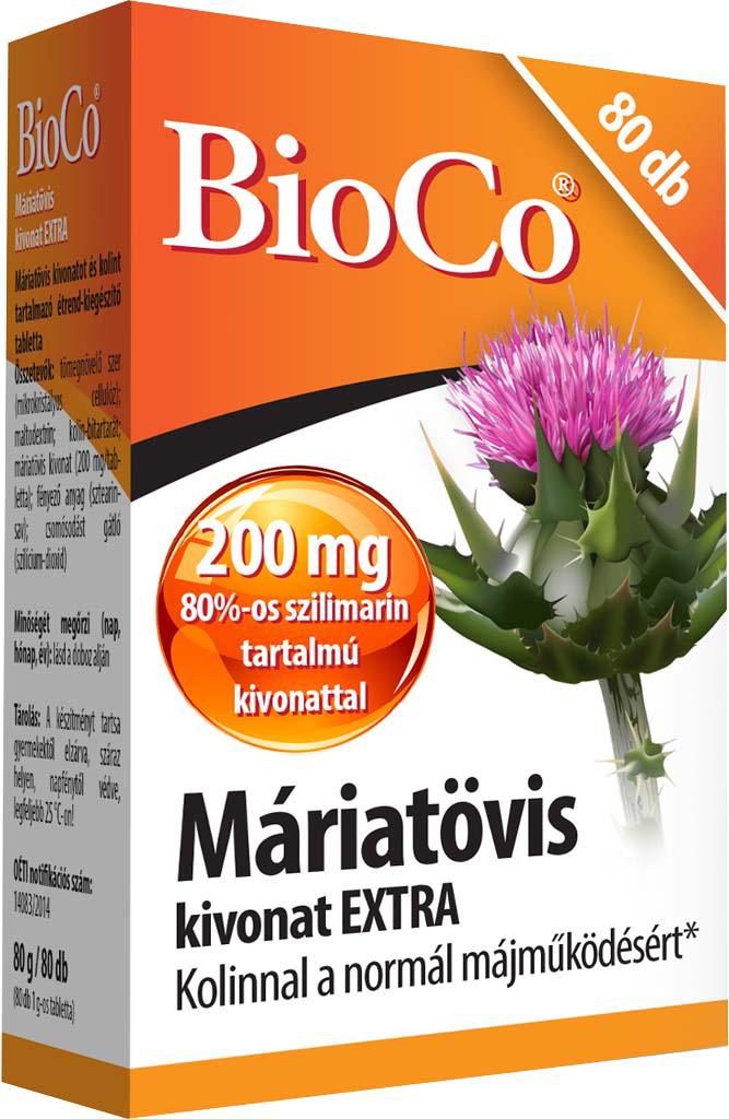 BioCo Milk Thistle 80 tab.
