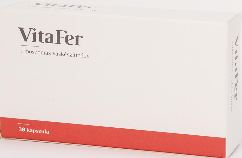 VitaKing VitaFer 30 kap.
