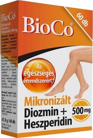 BioCo Micronized Diosmine + Hesperidin  60 tab.