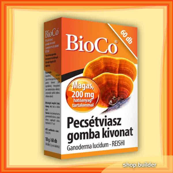 BioCo Lingzhi mushroom extract 60 tab.