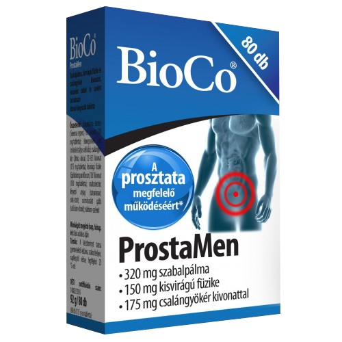 BioCo ProstaMen 80 tab.