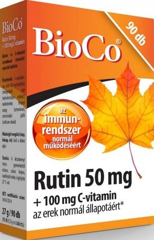 BioCo Rutin 90 tab.