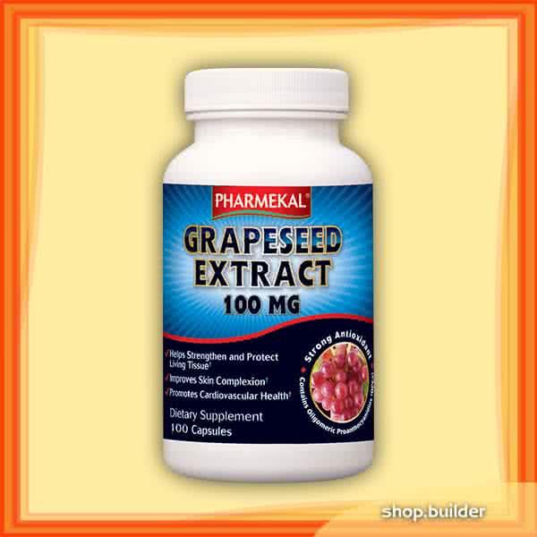Pharmekal Grapeseed Extract 100 kap.