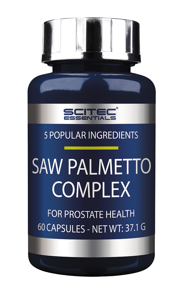 Scitec Nutrition Saw Palmetto Complex 60 kap.