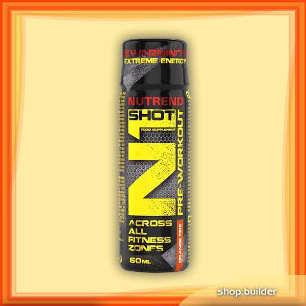 Nutrend N1 Pre-Workout Booster Shot 60 ml.