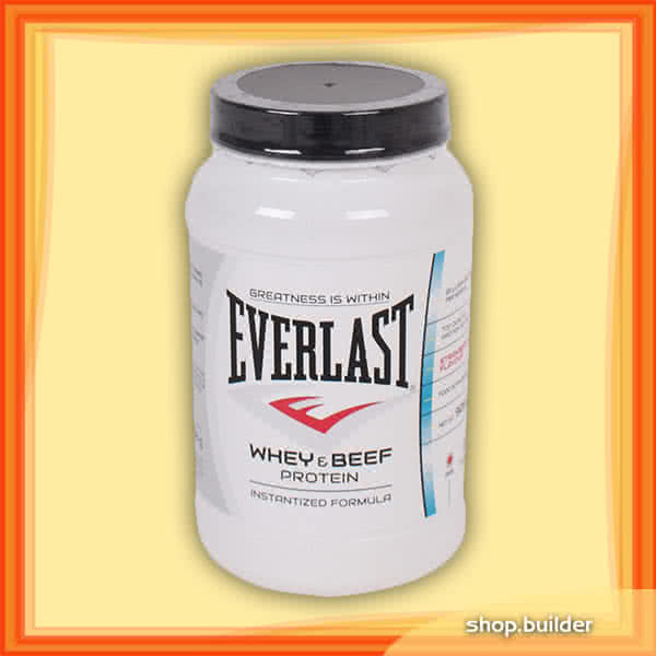 Everlast Whey & Beef Protein 0,908 kg