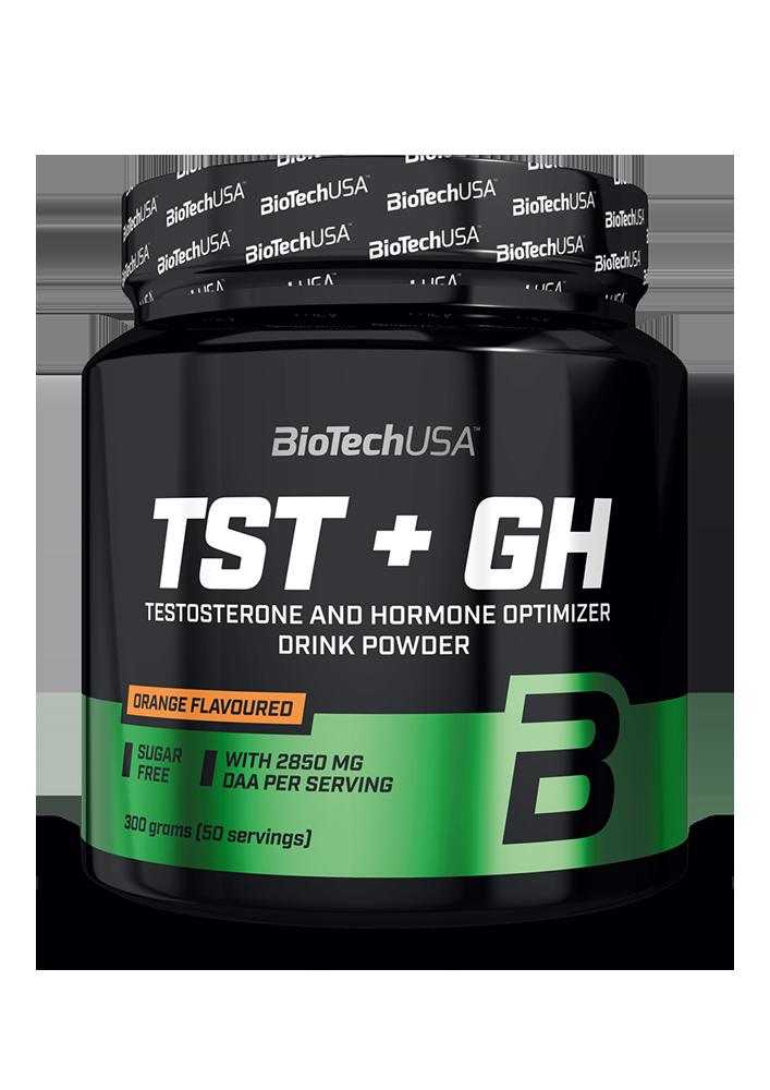 BioTech USA TST + GH 300 gr.