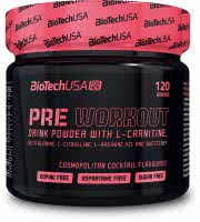 BioTech USA Pre Workout for Her (120 gr.)