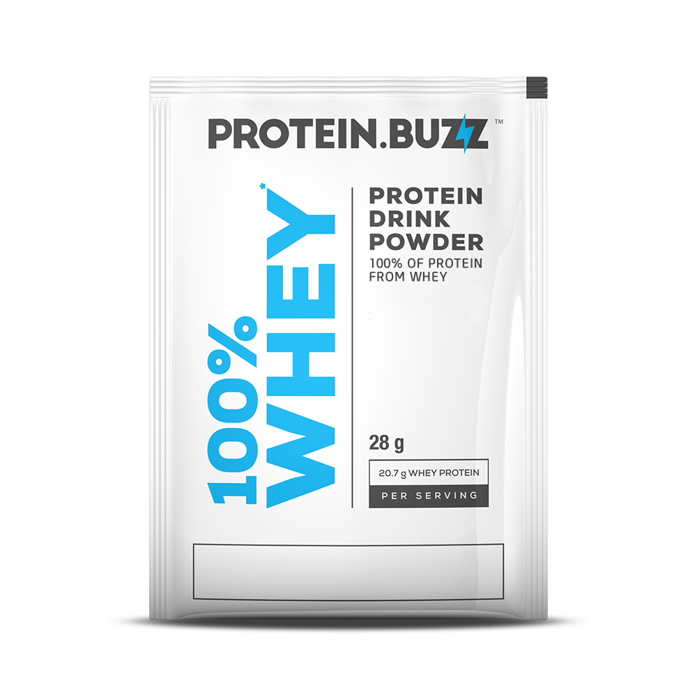 Protein Buzz 100% Whey 28 gr.