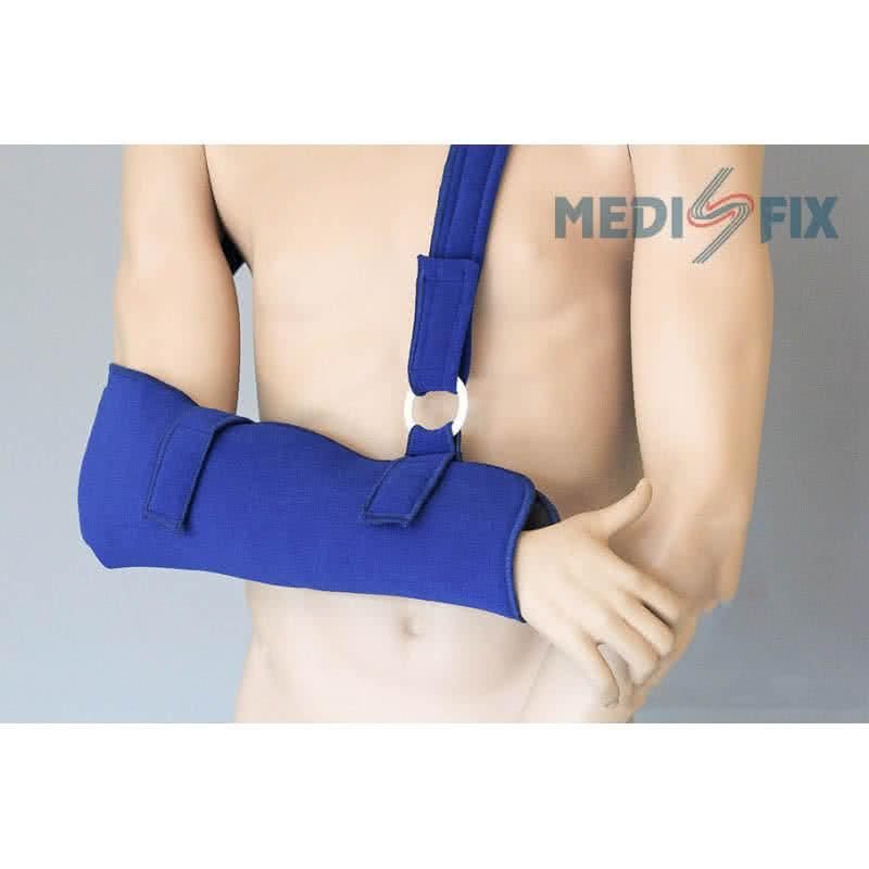 Medi-Fix Arm support girth with crosswise fastener kom