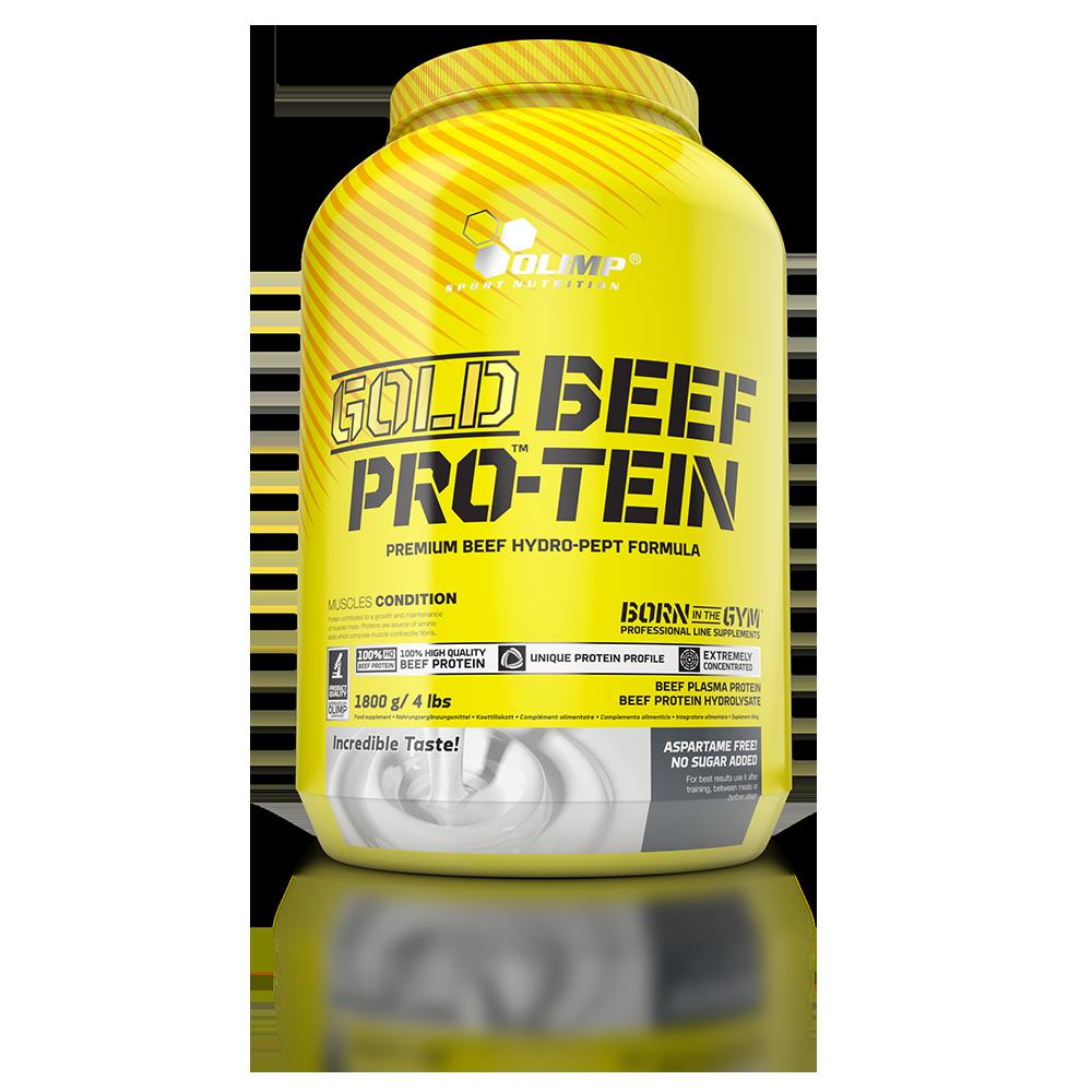 Olimp Sport Nutrition Gold Beef Pro-Tein 1,8 kg