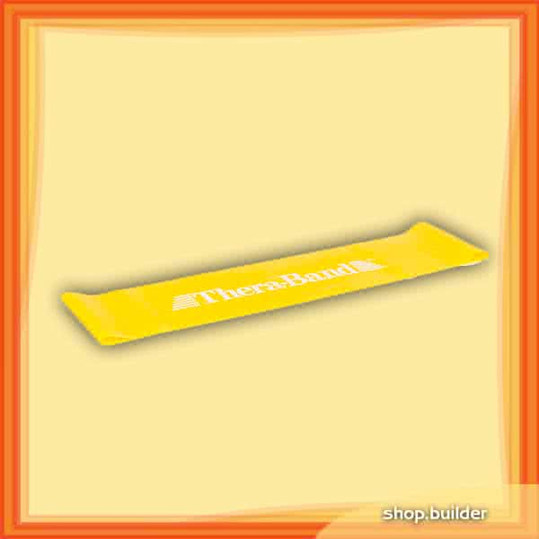 Thera Band Resistance loop band 30,5 cm, weak