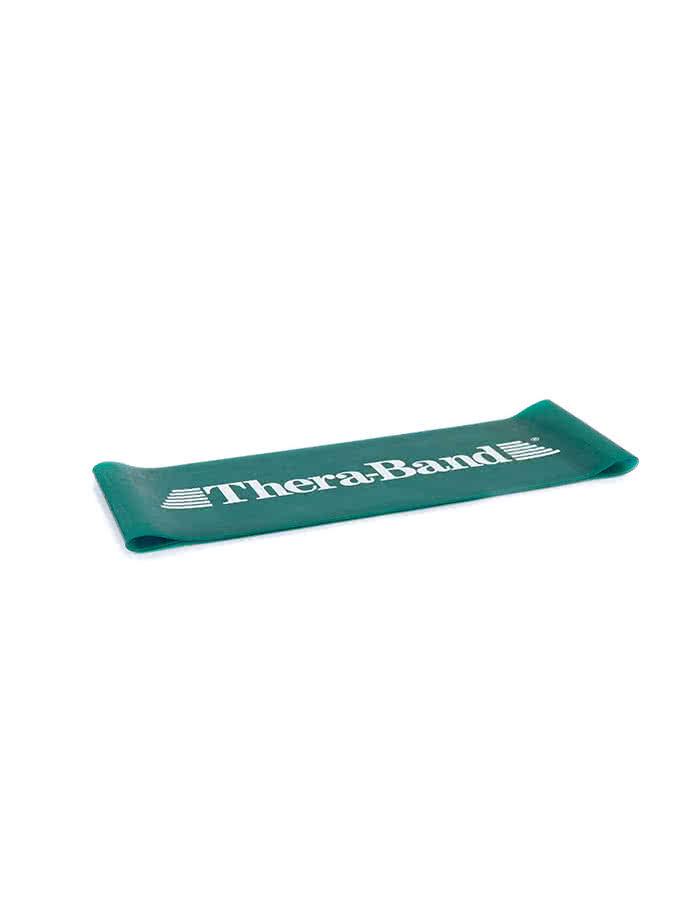 Thera Band Traka za vježbanje dužine 20,5 cm, z jakim otporom