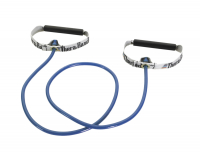 Thera Band Resistance Tubing With Hard Handles 140cm, extra strong