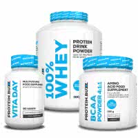Protein Buzz Get Lean Muscle Stack (set)