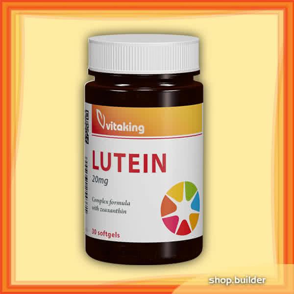 VitaKing Lutein 30 kap.