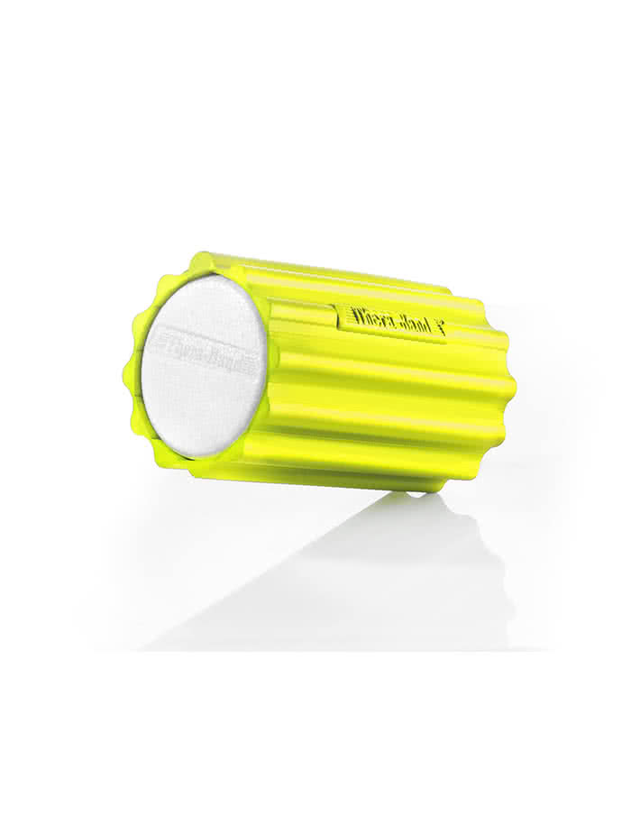 Thera Band Wrap+ Foam Roller 30cm yellow