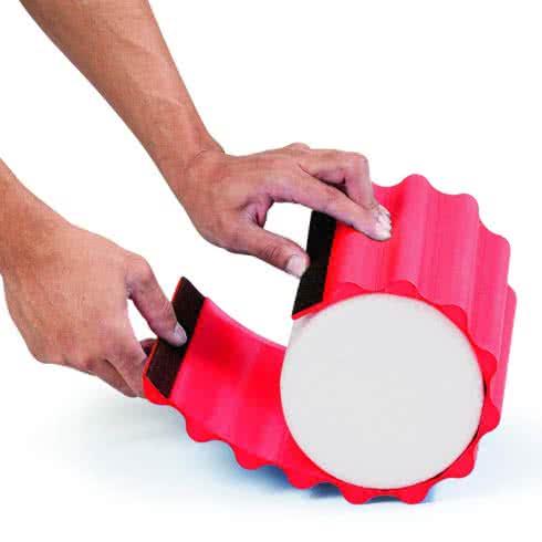 Thera Band Wrap+ Foam Roller 30cm