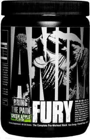 Animal Pak Fury 80 gr.