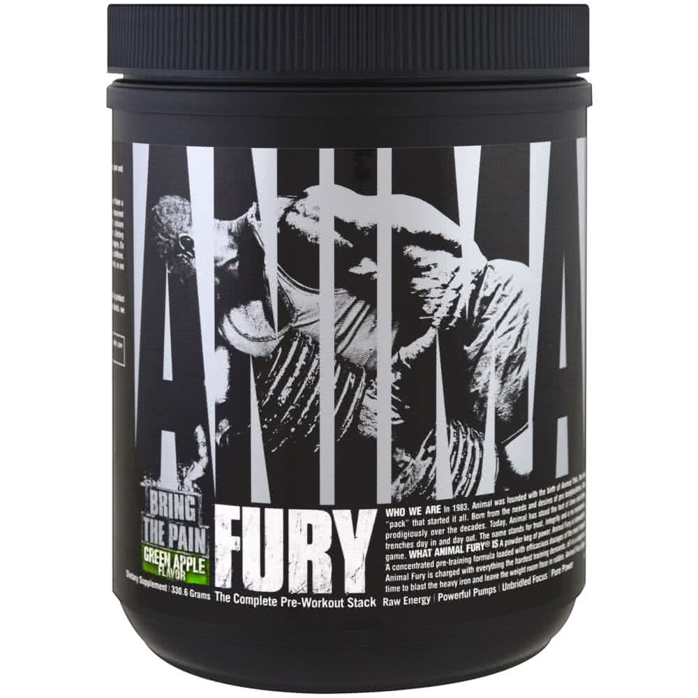Animal Pak Fury #