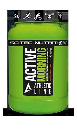 Scitec Nutrition Active Morning 1,68 kg