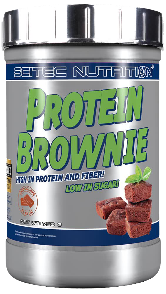 Scitec Nutrition Protein Brownie 0,75 kg