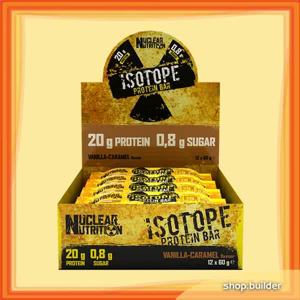 Ostali preparati Nuclear Isotope Protein Bar 60 gr.