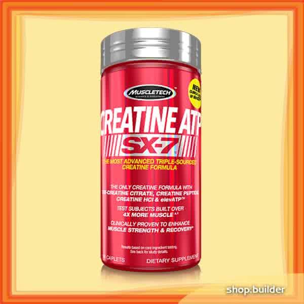 MuscleTech Creatine ATP SX-7 90 kap.