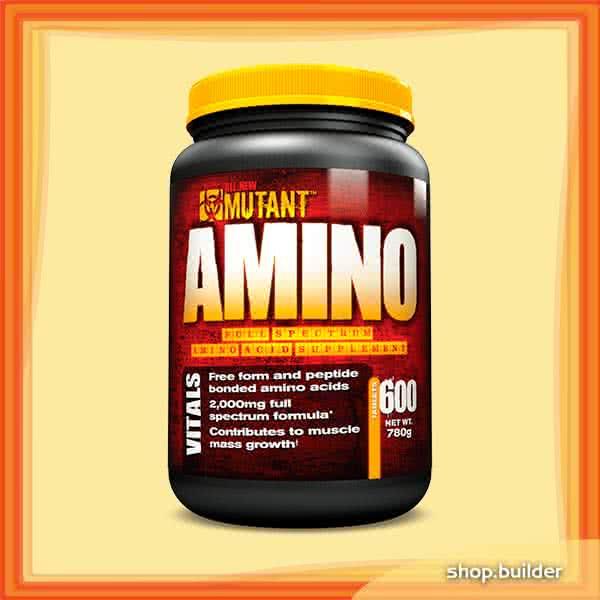 Mutant Mutant Amino 600 tab.