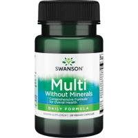 Swanson Daily Multi-vitamin (30 kap.)