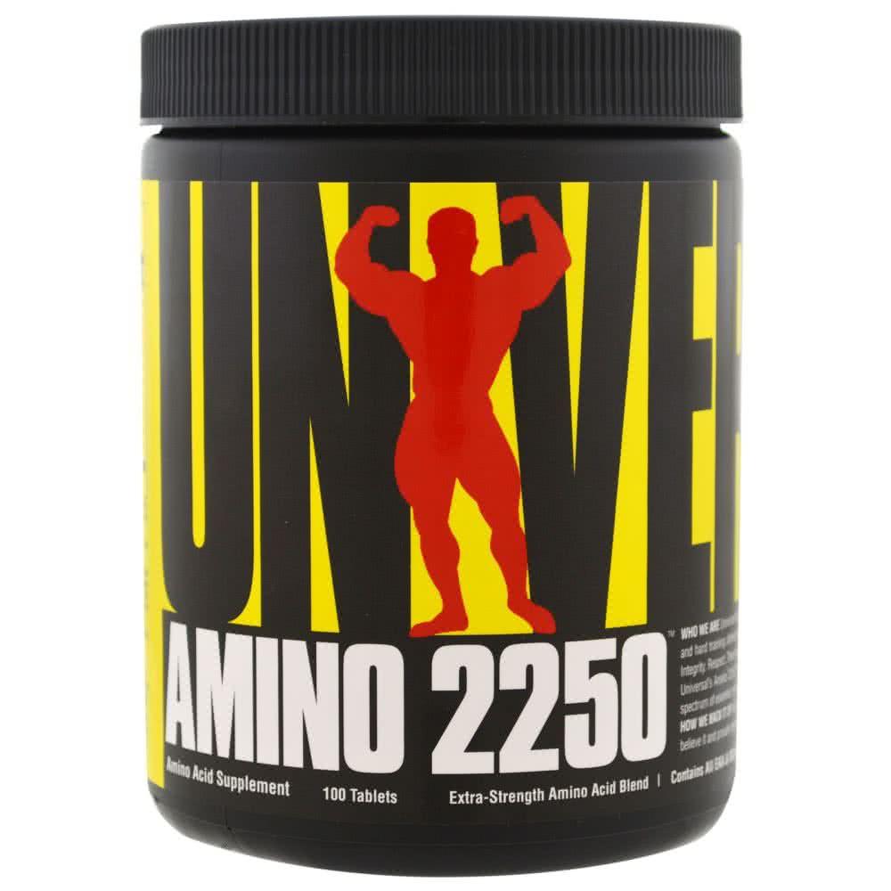 Universal Nutrition Amino 2250 100 tab.