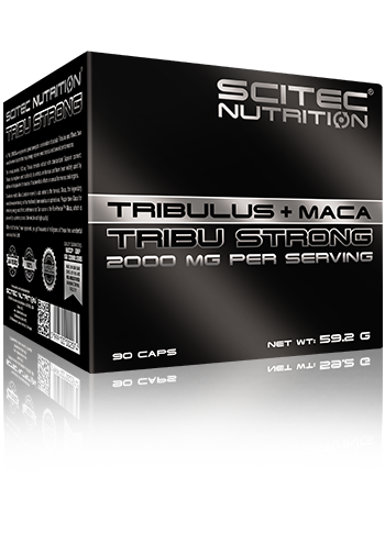 Scitec Nutrition Tribu Strong 90 kap.