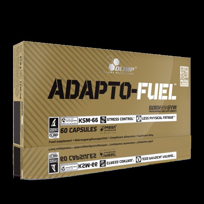 Olimp Sport Nutrition Adapto-fuel 60 kap.