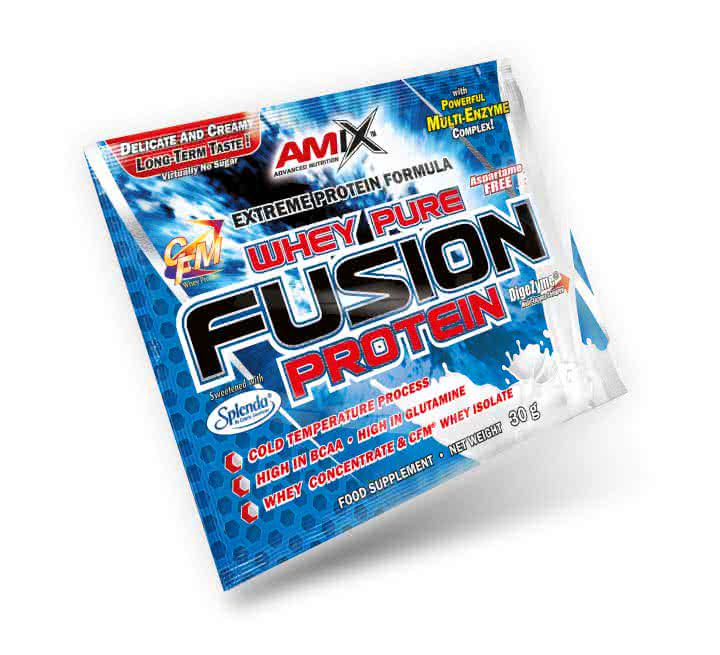 Amix Whey Pure Fusion Protein 30 gr.