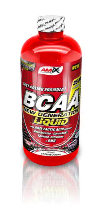 Amix BCAA New Generation liquid 1 lit.