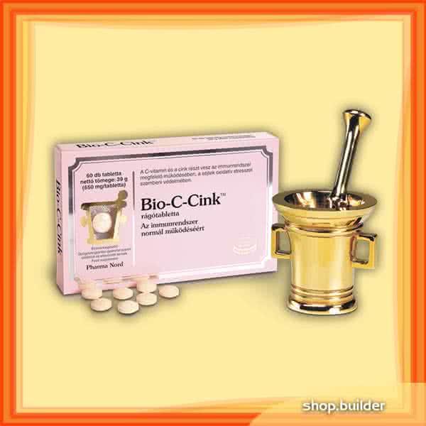 Pharma Nord Bio-C-Zinc 60 tab.