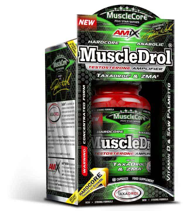 Amix MuscleDrol 60 kap.