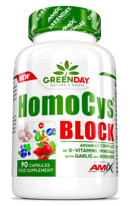 Amix GreenDay HomoCys Block 90 kap.