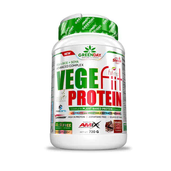Amix GreenDay Vege-Fiit Protein 0,72 kg