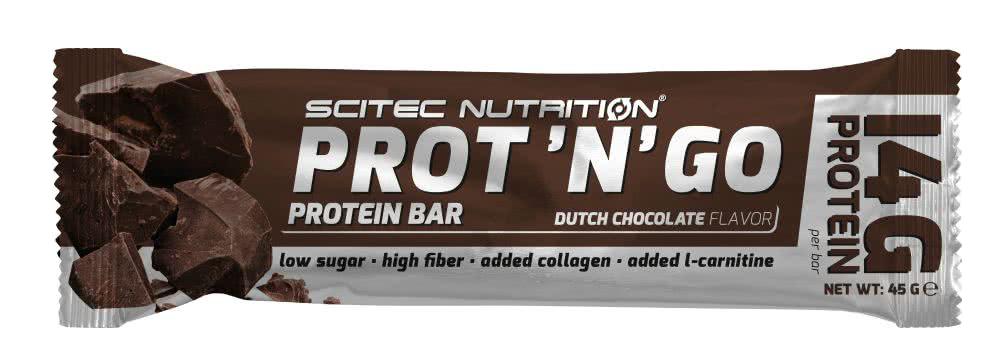 Scitec Nutrition Prot`n`go pločice 45 gr.